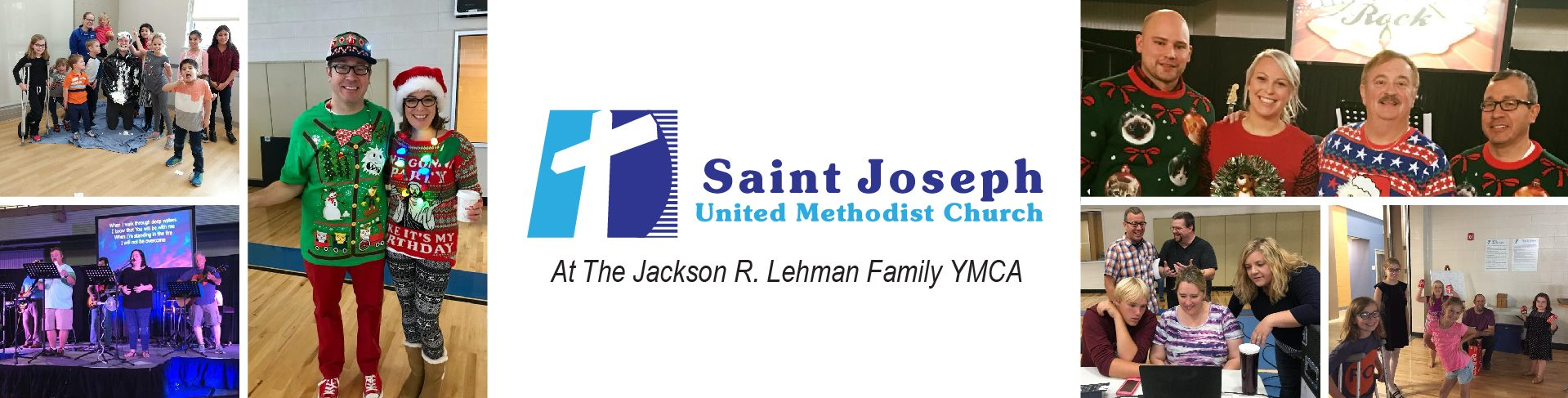 Saint Joseph at the YMCA